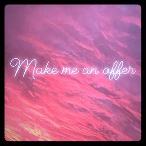 Other - 💕⚡️Make me an offer!⚡️💕